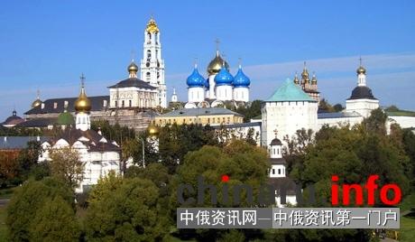 使俄罗斯第一座城堡型