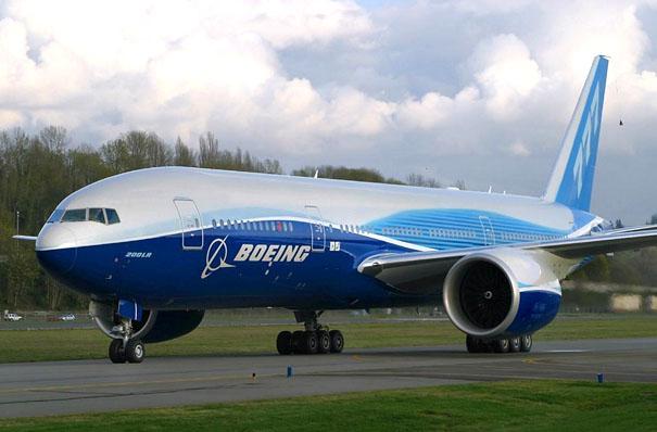 北京往返航班将增至每日一班由波音777-200型飞机执