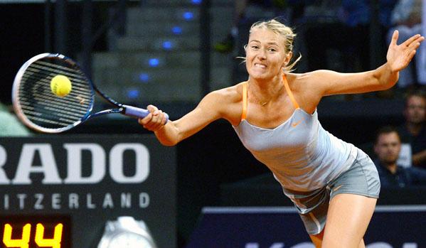 网球女运动员_首席豪车代言女运动员网球女皇莎拉波娃
