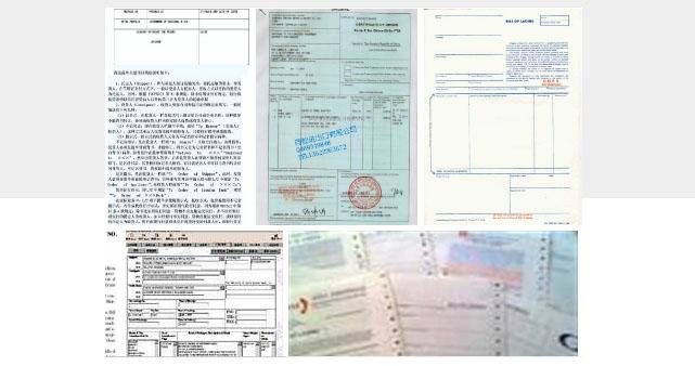 海运提单在背书的过程中一开始是以空白背书转让的,但在aviation公司