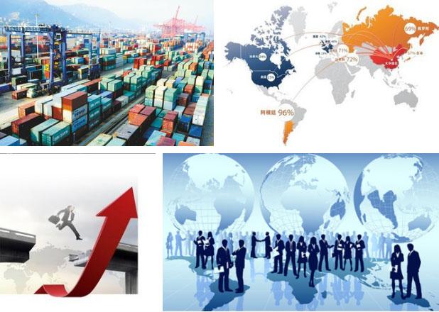 虽然能为我国对外贸易提供长期发展动力