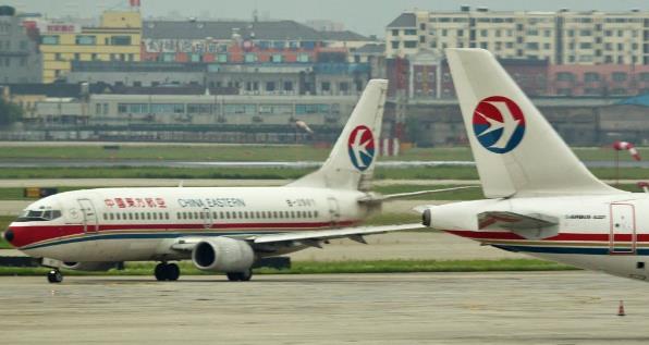 从圣彼得堡飞往上海的航班从7次增加到10次,总体上航班班次从100次